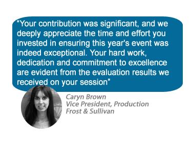 testimonial caryn brown